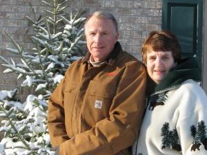 Oren and Andrea Danson